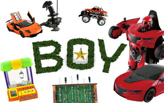 男孩GIFT-電玩,遊戲,遊戲主機,玩具,玩具