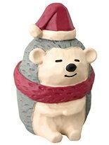 聖誕擺飾-刺蝟取暖-女裝,內衣,睡衣,女鞋,洋裝