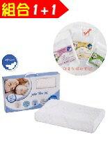 幼兒乳膠枕+枕套-嬰兒,幼兒,孕婦,童裝,孕婦裝