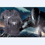 暗黑蜘蛛人短T漫威卡通-女裝,內衣,睡衣,女鞋,洋裝