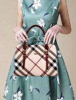 經典格紋真皮兩用包-女裝,內衣,睡衣,女鞋,洋裝