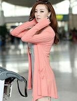 藍色巴黎涼感開襟外套-女裝,內衣,睡衣,女鞋,洋裝