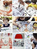 抗菌兒童繪畫餐墊-嬰兒,幼兒,孕婦,童裝,孕婦裝