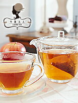 完美黃金比例:焦糖蘋果紅茶