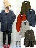 日本製長板針織外套上衣