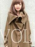 日本製造型領口半長大衣