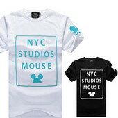 方框NYC老鼠耳朵