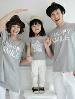 【糖衣子】韓版數字星星親子裝上衣↘免運$230