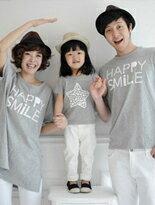 【糖衣子】韓版數字星星親子裝上衣-小孩↘免運$160