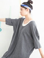 【a la sha】簡約設計感長版針織衫↘免運$1390
