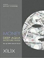 鈔票面膜 DERMAL錢幣深層保濕面膜-日元