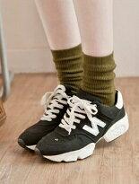 N多彩羅紋四分襪-女裝,內衣,睡衣,女鞋,洋裝