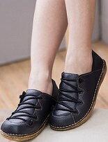 皮革合成橡膠底懶人鞋-女裝,內衣,睡衣,女鞋,洋裝