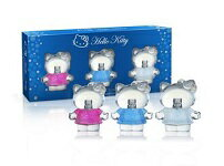 Hello Kitty小香禮盒-化妝品,保養品,彩妝,專櫃,開架