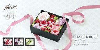 濃情蜜意玫瑰泡澡瓣禮盒-化妝品,保養品,彩妝,專櫃,開架