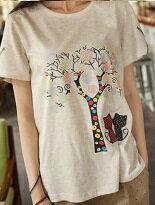 日系森女純棉優質T-女裝,內衣,睡衣,女鞋,洋裝