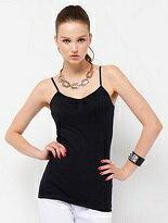 細肩帶羅紋兩件式背心-女裝,內衣,睡衣,女鞋,洋裝