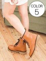 日系8孔馬汀靴-女裝,內衣,睡衣,女鞋,洋裝