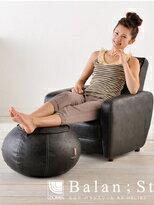 【組合特惠】皮質按摩沙發+平衡球椅限時優惠