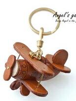 日本手做真皮吊飾 立體 鑰匙圈