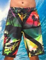 夏日最夯多彩夏威夷型男海灘衝浪褲