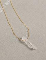 海倫的白水晶項鍊
