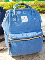 惠比壽街頭‧裏原宿代購旅行箱後背包