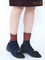 時尚優雅棉質短襪