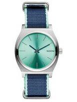 NIXON TIME TELLER潮流帆布腕錶