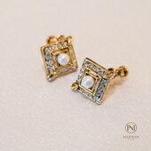 古典魔鏡耳環