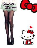 美娜斯 Hello Kitty限量 透膚絲襪