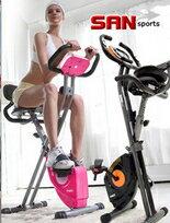 飛輪式磁控健身車