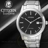紳士光動能三環計時皮帶腕錶