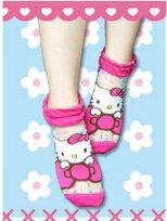 Hello Kitty直版襪/襪套