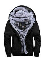 寒流保暖厚絨毛防寒連帽外套