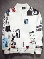LOSER MV GD同款太空棉外套