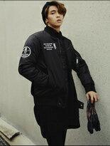 滑面尼龍刺繡貼章MA-1 飛行外套