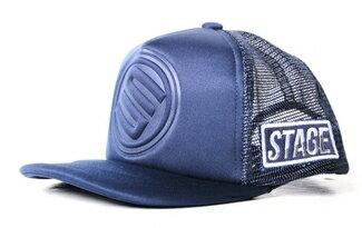 STAGE 3D LOGO MESH CAP-潮流男裝,潮牌,外套,牛仔褲,運動鞋