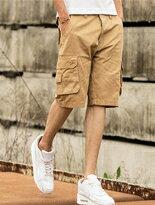 立體設計休閒工作短褲-潮流男裝,潮牌,外套,牛仔褲,運動鞋