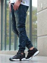 水洗破壞設計款-潮流男裝,潮牌,外套,牛仔褲,運動鞋