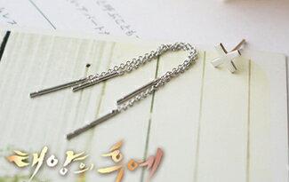 艾曼紐神迷耳環三件組-精品,包包,行李箱,配件,名牌