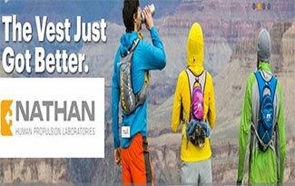 NATHAN 休 閒 包-運動器材,運動外套,籃球鞋,腳踏車,露營