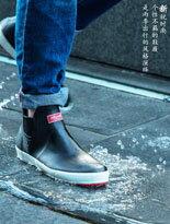 安全橡膠中性短筒短靴-女裝,內衣,睡衣,女鞋,洋裝
