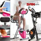 飛輪式磁控健身車-運動器材,運動外套,籃球鞋,腳踏車,露營