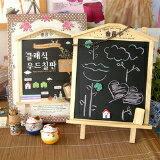 韓國磁性迷你小黑板-精品,包包,行李箱,配件,名牌
