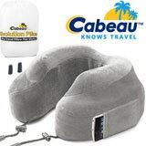 Cabeau 旅行記憶枕-運動器材,運動外套,籃球鞋,腳踏車,露營