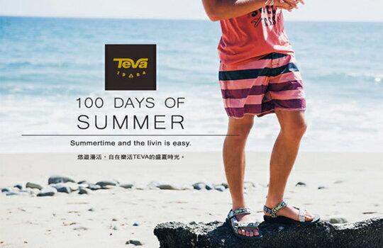 TEVA涼鞋-運動器材,運動外套,籃球鞋,腳踏車,露營