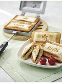 LOGOS 楓格三明治烤盤-運動器材,運動外套,籃球鞋,腳踏車,露營