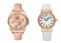COACH時尚經典腕錶-精品,包包,行李箱,配件,名牌
