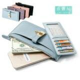 頭層牛皮獨立卡位長夾-精品,包包,行李箱,配件,名牌